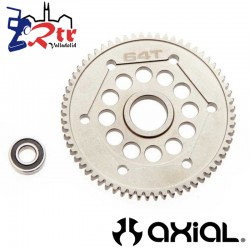 Engranaje recto de acero 32P 64T AX31161