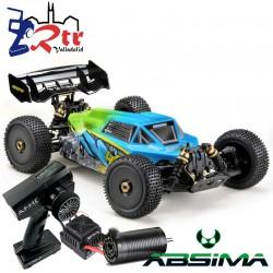 Absima Buggy 1/8 4x4 Stoke Gen 2.0 4s Sin Escobillas RTR