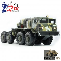 Cross RC BC8 Mammoth Version Flagship Crawling kit 1/12