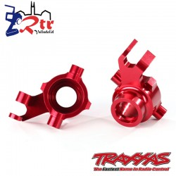 Bloques de dirección, izquierda y derecha Aluminio Rojas Traxxas TRA8937R