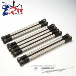 Varillaje de aluminio para distancia entre ejes de 313 mm TC1401-103