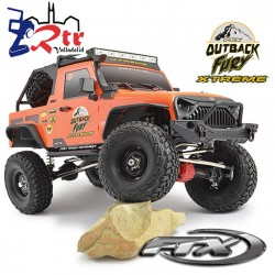 Ftx Outback Fury Extremo Crawler 1/10 4x4 Kit