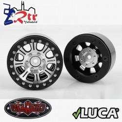 Llantas Luca Beadlock 1.9 (2 Unidades) LUCRW03