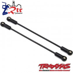 Enlaces de suspension 4x206mm traseros superiores Traxxas UDR TRA8542