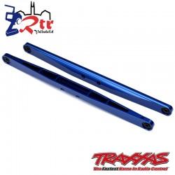 Brazo de arrastre Aluminio Azul Duro ensamblado con bolas huecas TRA8544X