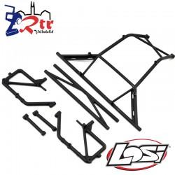 Barras delantera, traseras, paragolpes y de soporte LOS230012