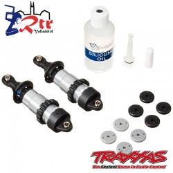 Amortiguadores GTR Aluminio Ensamblados sin resortes 2 Und TRA5460