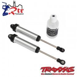 Amortiguadores GTR 134mm aluminio Traxxas TRA8451
