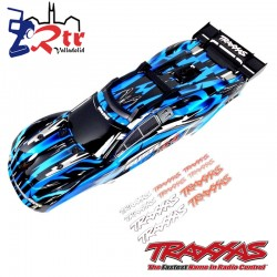 Carroceria Traxxas Rustler 4x4 Azul TRX6718X