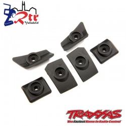 Conjunto de refuerzo del cuerpo Traxxas X-Maxx TRA7710