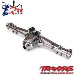 Carcasa del eje soporte trasero diferencial Cromo Traxxas TRA8540X