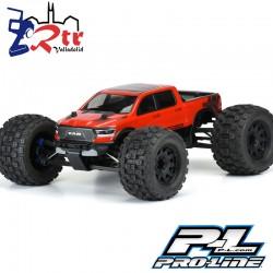 Proline Precortada 2020 Ram Rebel 1500 para Traxxas E-Revo PR3536-17