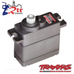 Servo Digital Metalico Traxxas Waterproft impermeable TRA2080X
