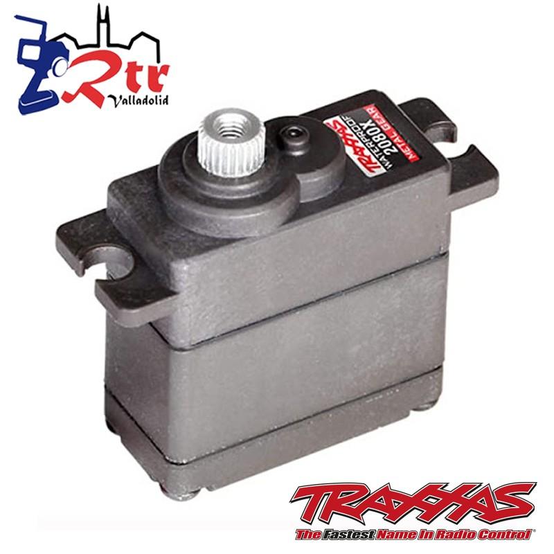 Servo Digital Metalico Traxxas Waterproft impermeable TRA2080X