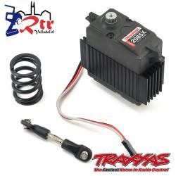 Servo Digital de Alto Torque Metálico Traxxas Waterproft impermeable TRA2085X