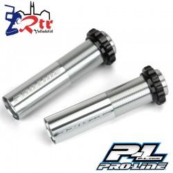 PowerStroke HD cuerpo y collar amortiguador aluminio X-MAXX PR6330-00