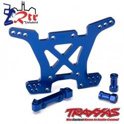Torre de descarga trasera Aluminio Azul Carrocería Traxxas TRA6838X