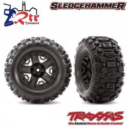 Ruedas Sledgehammer 2.8 12mm (2 Unidades) TRX6792