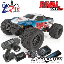 Monster Rival MT10 Team Asociated 4WD 1/10 RTR (batería y cargador)