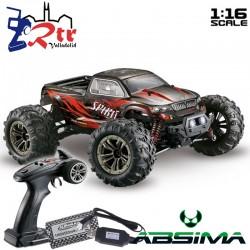 Absima Hight Speed Monster 1/16 4x4 Escobillas RTR