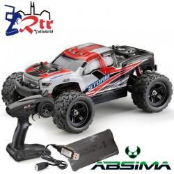 Absima Hight Speed Monster 1/18 4x4 Escobillas RTR
