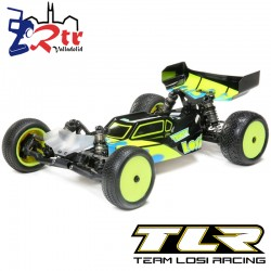 TLR Buggy 22 5.0 DC ELITE Race Kit 1/10 2WD Dirt/Clay