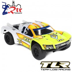 TLR Short Course TEN-SCTE 3.0 Kit Carreras 1/10 4WD