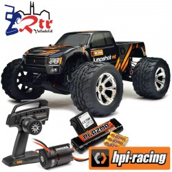 Hpi Jumpshot MT Monster 2wd 1/10 Escobillas RTR 2.4GHz