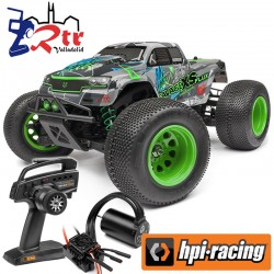Hpi Savage XS Flux VGJR 1/12 Monster Truck Brushless RTR 2.4GHz