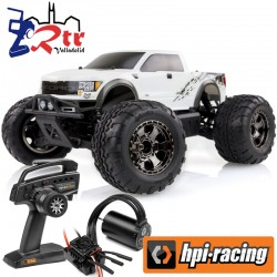 Hpi Savage XS Flux Ford 1/12 Monster Truck Brushless RTR 2.4GHz