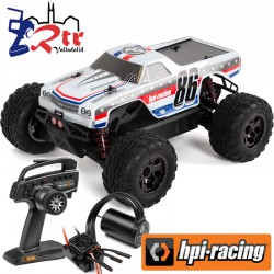 Hpi Savage XS Flux Chevrolet el Camino 1/12 Monster Truck Brushless RTR 2.4GHz