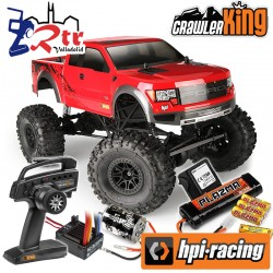 Hpi Crawler King Ford Raptor 110 Crawler RTR 2.4GHz