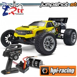 Hpi Jumpshot ST V2.01/10 Monster Truck Escobillas RTR 2.4GHz