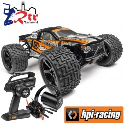 Hpi Bullet ST Flux 1/10 Monster Truck Brushlees RTR 2.4GHz