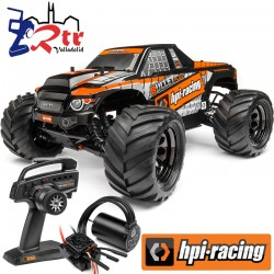 Hpi Bullet MT Flux 1/10 Monster Truck Brushlees RTR 2.4GHz