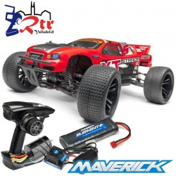 Maverick Maverick XT Truggy 1/10 Brushless RTR