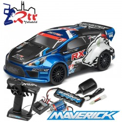 Maverick Ion RX Rally 1/18 Escobillas RTR