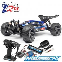 Maverick Ion DT Buggy 1/18 Escobillas RTR