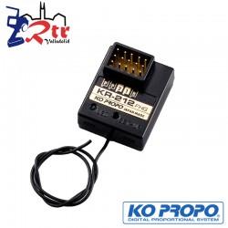 Receptor KoPropo KR-212FH 2 Canales Con Giroscopio