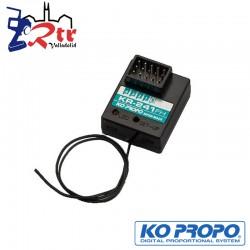 Receptor KoPropo KR-241FH 4 Canales