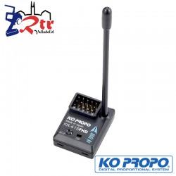 Receptor KoPropo KR-415FHD 4 Canales