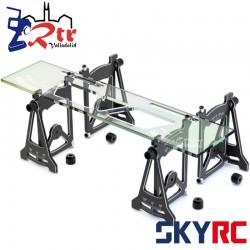 Herramientas SkyRC de configuración Setup  negra