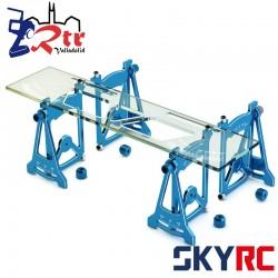 Herramienta de configuración Setup SkyRC Azul