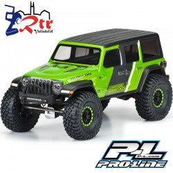 Proline Jeep Wrangler JL Unlimited Rubicon Cuerpo Transparente PR3546-00
