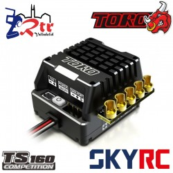 SkyRC Toro TS160A Brushless ESC 2-3s LiPo for 1/10