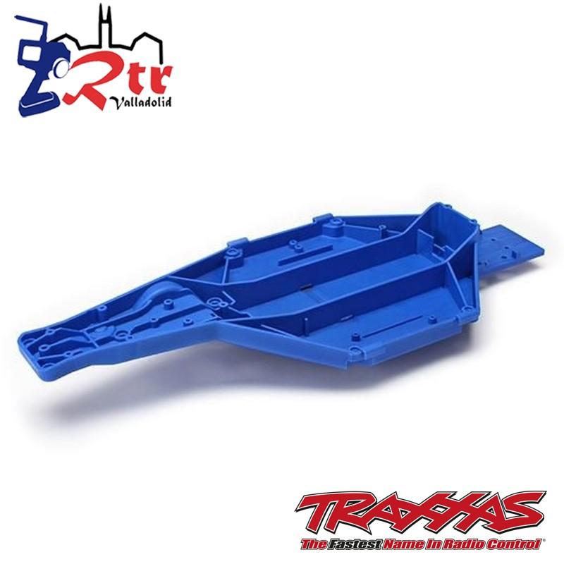 Chasis low gc Azul 2wd Traxxas TRA5832