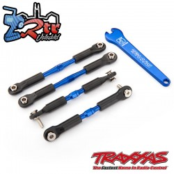 Tensores de aluminio aluminio azul Traxxas TRA3741A