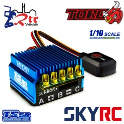 SkyRC Toro TS50  Brushless ESC 2s LiPo para 1/10