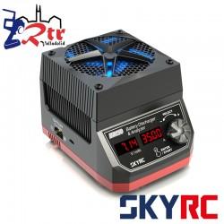 SkyRC Batería Descarnador y Analyzador 35A 250W