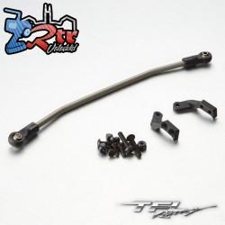 Actualización de metal Ackerman Kit TFL Axial SCX10 II TC1615-08